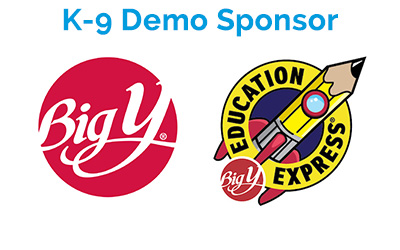 K-9 Demo Sponsor: Big Y and Big Y Education Express